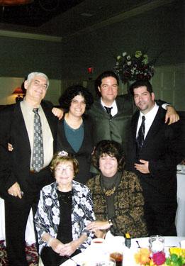 Marc Schack Magician Family
